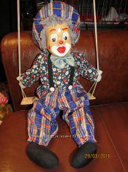 коллекционные фарфоровые клоуны Германия