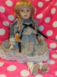 коллекционные фарфоровые куклы - Германия