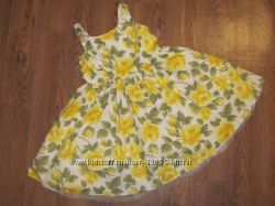 платье и сарафаны на 6-9 лет