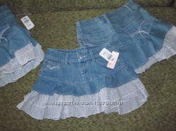 катоновые юбки, джинс  тканюшка