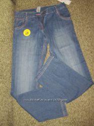 джинсы подростку 13-14л рост 164см