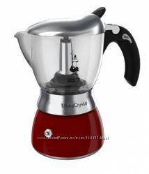Гейзерная кофеварка Bialetti Crystall 2 чашки