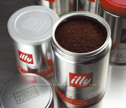 Кофе illi молотый moka espresso dec
