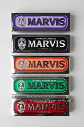 Зубная паста MARVIS - 75 ml и 25 ml