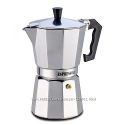 Гейзерная кофеварка GAT Pepita аналог bialetti moka express