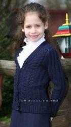 Вязаные жилеты, джемпера, кардиганы, свитерки на 122-170 мал и дев. Сбор