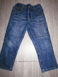 фирменные джинсы 3-4-5