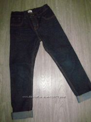 джинсы F&F  6-7л