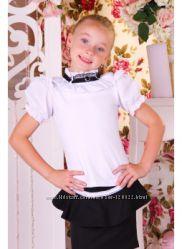 СП шикарные школьные блузки