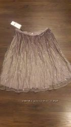 Шикарная юбка French Connection, оригинал, размер М