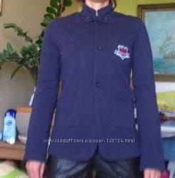 Продам школьный пиджак Original Marines,  12лет, на 152-158, Италия