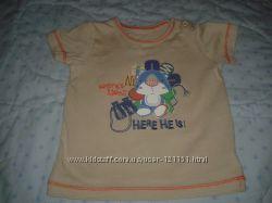 Літній одяг на хлопчика 3- 6-9 місяців. Дешево