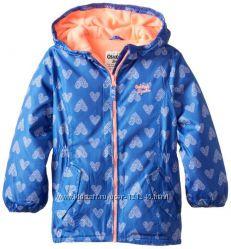 Демисезонные  курточки Oshkosh для девочек