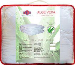 Одеяло и подушка Aloe Vera отличное для теплого сна за хорошую цену