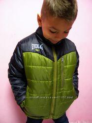 деми куртки EVERLAST на 122-128-134-140см