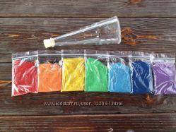 Радуга в бутылке набор для детей