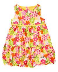Нарядное  летнее платье  GYMBOREE 2Т