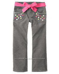 Вельветовые штанишки  GYMBOREE