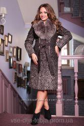 Пальто женское зимнее ТМ Favoritti