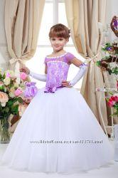 Прекрасные нарядные платье на выпускной