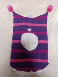 Шерстяной розовый зимний шлем Kivat