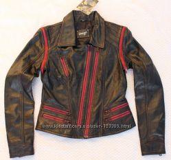 Куртка кожаная MAZE