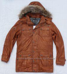 Куртка кожаная DEERCRAFT Германия