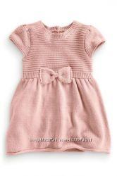 Платье NEXT, р. 3-4 года