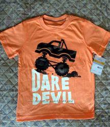 Новые фирменные футболки, регланы, рубашки 2-4 года