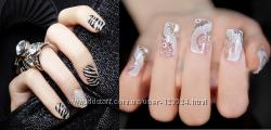 Самоклеющийся декор для ногтей