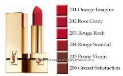 YSL Rouge Pur Couture помады, лаки для губ