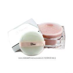 рассыпчатые пудры Dior тестер оригинал