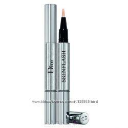 корректор Dior Skinflash, подводка Dior Diorshow Art Pen