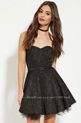 Стильное коктейльное платье Forever21 из США