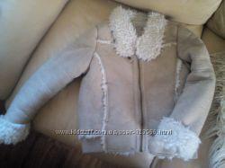 Дубленка-куртка