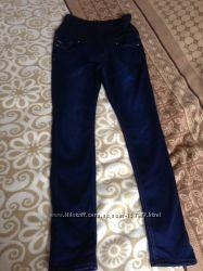 Турецкие джинсовые лосины