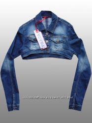 Болеро под джинсы и шорты на ог 88-90см