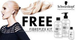 FIBREPLEX  система для укрепления структурных связей волоса от Schwarzkopf