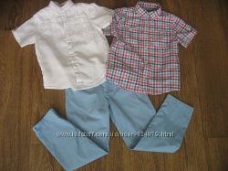 Тениски OKAIDI и брюки BENETTON рост 114-130