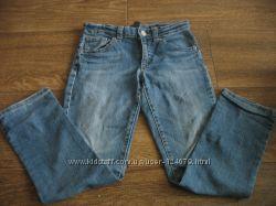 BENETTON джинсы М на 130 рост