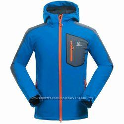 Куртка мужская Salomon  1553 демисезонная, на мембране