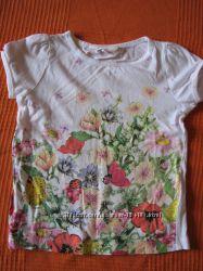 Красивая футболочка для девочки