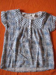 Блузка для девочки 5-6 лет