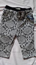Очень стильные джинсы штаны OshKosh на 9 мес. , маломерят, с этикеткой
