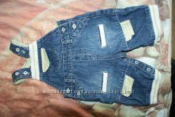 Продам джинсовые комбезики, джинсы