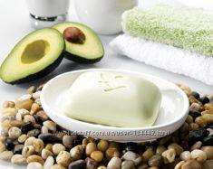 Косметическое мыло с авокадо для лица и тела - 284