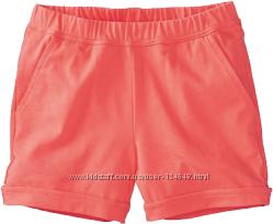 Укороченные шорты для детей от 1 года до 13 лет.