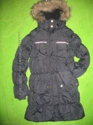 пальто и парка на 9-10 лет