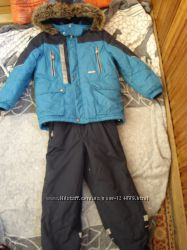 Продам куртку и полукомбинезон Lenne р. 128