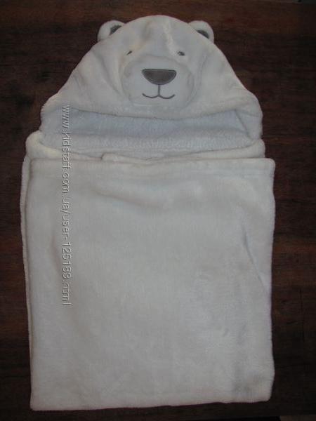 очень мягкое одеялко Мишка